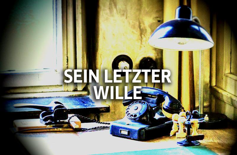 Escape Room Erfurt – Sein letzter Wille